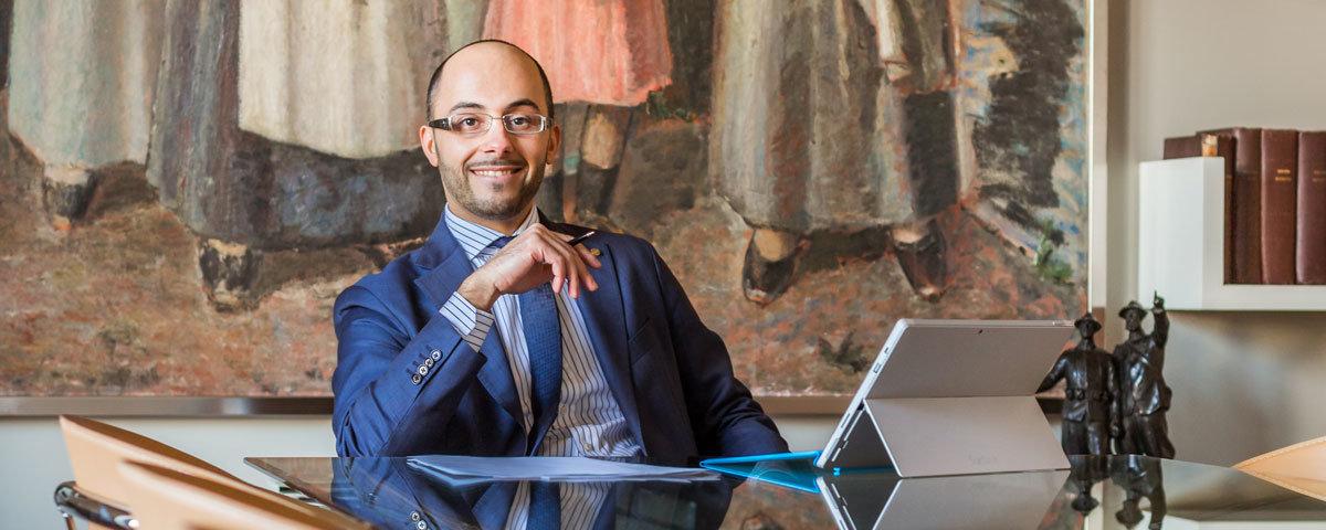 Avvocato Maggipinto Andrea curriculum
